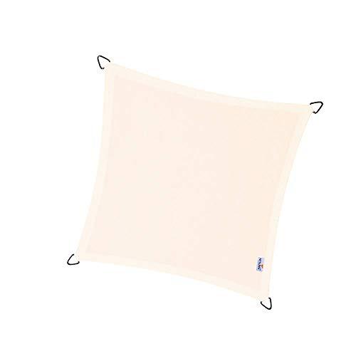 Sonnensegel Wasserdicht quadratisch dreamsail weiß