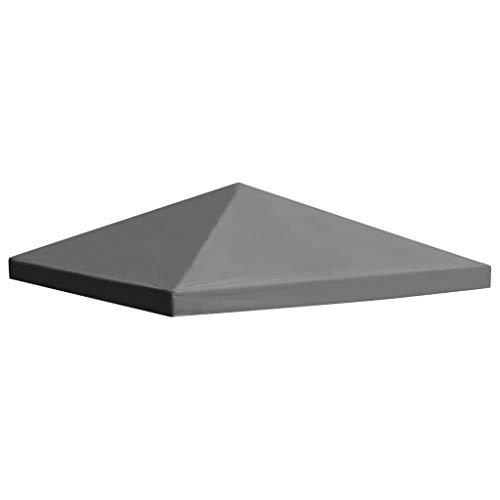 Festnight Pavillondach 3 x 3 m | Ersatzdach mit PVC-Beschichtung | Wasserdicht Pavillonabdeckung 310...