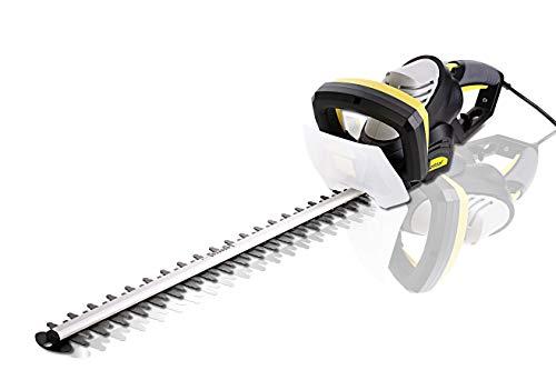 FANZTOOL Elektro-Heckenschere 710W mit 610 mm Schnittlänge und 24 mm Zahnabstand