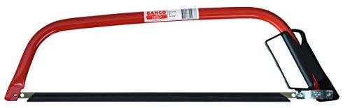 Bahco SE-15-30-23 IRSE-15-30-23 Se-Bügelsäge 760mm mit Hobelzahnung für Holz, 760 mm