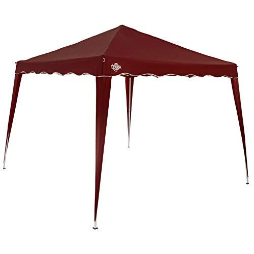 Deuba Pavillon 3x3m wasserdicht inkl. Tasche Faltpavillon Capri UV-Schutz 50+ Partyzelt...