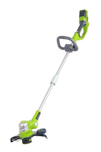 Greenworks Tools 2100007 24V Li-Ion Rasentrimmer und Kantenschneider (ohne Akku und Lader)