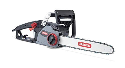Oregon CS1400 2400W Elektrokettensäge, Leistungsstarke Elektrosäge mit 40 cm (16 Zoll)...