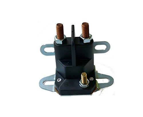 gardexx Universal Magnetschalter 12 Volt auf Montagefuß / 3 Anschlüsse