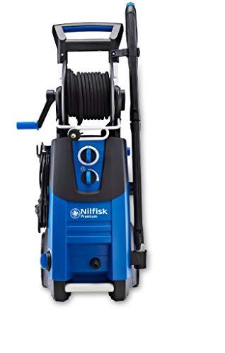 Nilfisk Hochdruckreiniger P 180 Bar mit Induktionsmotor, Wasserdruckreiniger für Haushalt,...