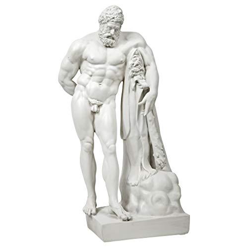 Design Toscano Herkules-Statue von Farnese, 28 x 38 x 76 cm