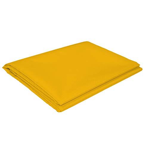 sunprotect 12510 Sonnensegel für Seilspann-Markise, 2,7 x 1,4 m, Sonnenschutz für Pergola...