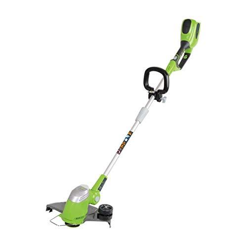 Greenworks Tools 01-000000021107 G40LT30 40V Akku-Rasentrimmer 30cm, 40 V, 21107