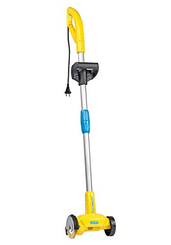 GLORIA WeedBrush | Elektrischer Fugenkratzer | Unkrautbürste | Zwischen Terrassenplatten reinigen |...