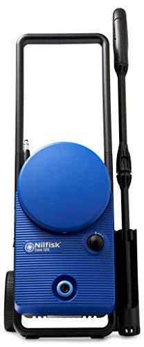 Nilfisk 128471289 Core 125 bar Hochdruckreiniger für Haus, Garten und Auto Pressure Washer, blau