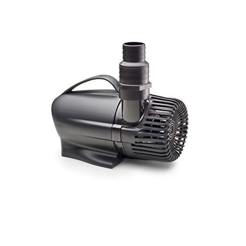 AQUANIQUE Teichpumpe PP 9000, Filterpumpe/Bachlaufpumpe, Pumpe für Teich, Gartenteich, Bachlauf,...