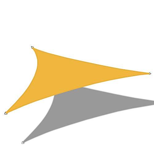 Alion Home 9'X 9' X 12.7'Rechts Triangle Wasserdichte PU Woven Sun Segel Custom 9' x 9' x 12.7'...