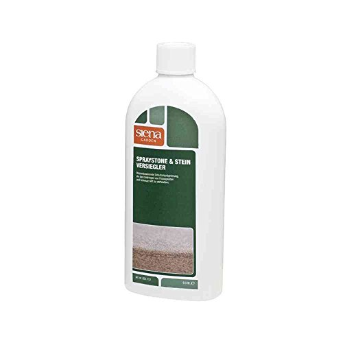 Siena Garden 925712 Spraystone & Stein Versiegler 500 ml/Flasche