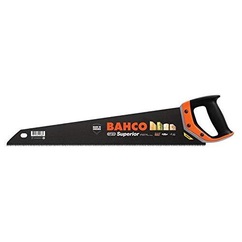 Bahco 2700-24-XT7-HP BH2700-24-XT7-HP-A Fuchsschwanz Superior 600mm für Grobes/Dickes Holz