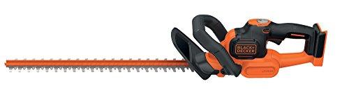 Black+Decker Akku Heckenschere GTC3655PCLB mit Antiblockierfunktion und hohem Bedienkomfort – 22mm...