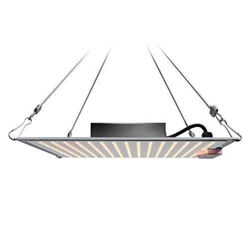 Led Pflanzenlampe Vollspektrum, Vogek Grow Lampe für Zimmerpflanzen, 144 LEDs Pflanzenlicht mit...