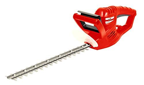 Grizzly Tools Elektro Heckenschere EHS 4500 - Schnittlänge 41 cm - 450 Watt - Sicherheitsschalter -...