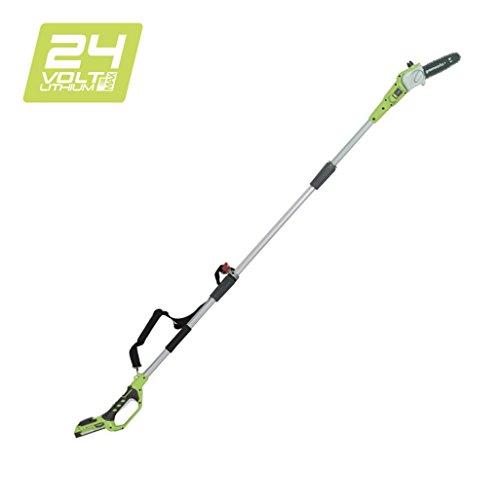 Greenworks 24V Akku-Hochentaster 20cm (ohne Akku und Ladegerät) - 2000107