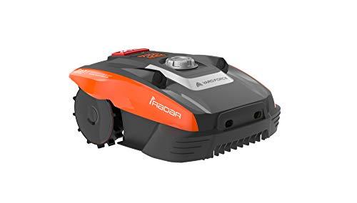 Yard Force Mähroboter COMPACT 280R, geeignet für Rasenflächen bis zu 300 qm-mit iRadar...