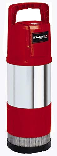 Einhell Tauchdruckpumpe GE-PP 1100 N-A (1100 W, max. 6000 l/h, 45 m Förderhöhe, max. Eintauchtiefe...