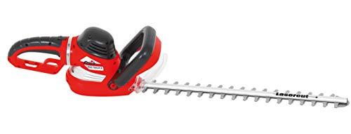Grizzly Tools Elektro Heckenschere EHS 750 69 D, 750 Watt, 9-Fach Verstellbarer Drehgriff,...
