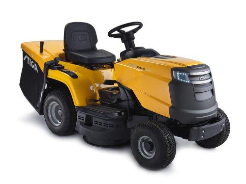 Stiga Estate 3084Rasen Traktor Rasenmäher, Multi-Tool-Leicht.