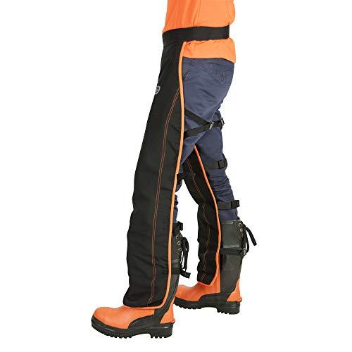 Oregon Herren 575780 Universal Typ A Sicherheits-Leggings für Kettensäge (nur Vorderschutz).,...