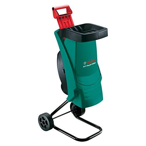 Bosch Häcksler AXT Rapid 2200 (2200 Watt, Materialdurchsatz 90 kg/h, max. Schneidekapazität-Ø 40...