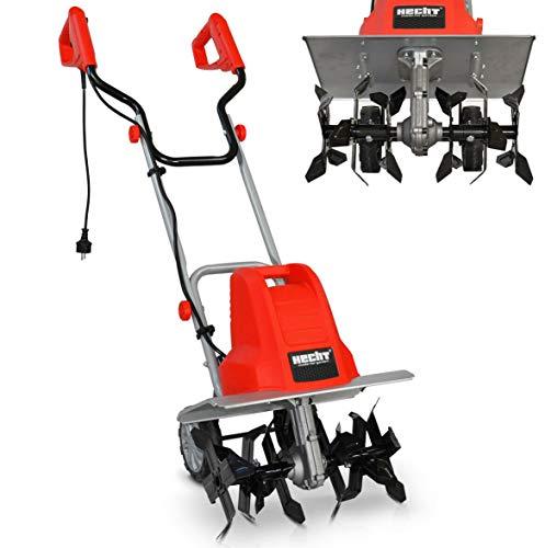 Elektro Bodenhacke (NEU) für effektive Bodenbearbeitung – 1500 Watt – 24 Messer – elektrische...