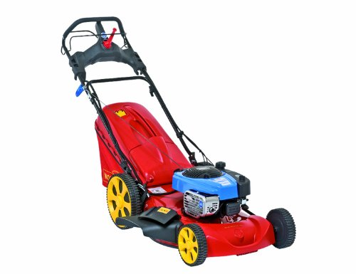 WOLF-Garten 12AI869L650 Benzin-Rasenmäher, 53 cm Blue Power 53A HW, mit Antrieb