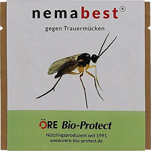 nemabest® SF Nematoden 1 Mio. (10 Pflanzen/2m²) gegen Trauermücken