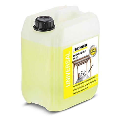 Kärcher Universalreiniger RM 555 für Hochdruckreiniger (Volumen: 5,0 l, biologisch abbaubar,...