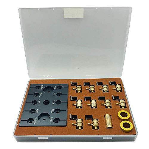 HYLH Werkzeuge zur Reparatur von Uhren, Ersatzfässer für Uhrenfederwickler für das Uhrwerk...
