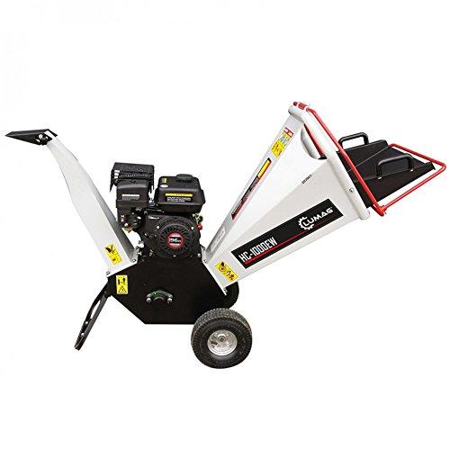 LUMAG HC-1000EW Benzin-Häcksler mit Duplex-Messertrommel ***NEU***
