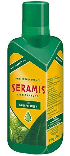 Seramis Vitalnahrung für Grünpflanzen und Palmen, 500 ml – Pflanzendünger für optimales...