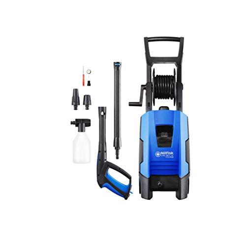 Nilfisk C135 bar- C-PG 135.1-8 PCDI X-TRA Hochdruckreiniger mit PowerGrip-Griff – für Haushalt,...
