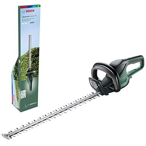 Bosch Heckenschere AdvancedHedgecut 65 (500 Watt, Messerlänge: 65cm, für große Hecken,...