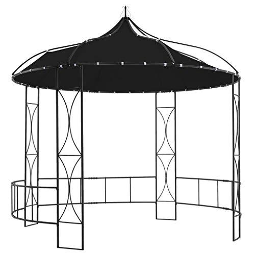 vidaXL Pavillon UV- und Wasserbeständig Gartenzelt Partyzelt Festzelt Gartenpavillon Garten Zelt...