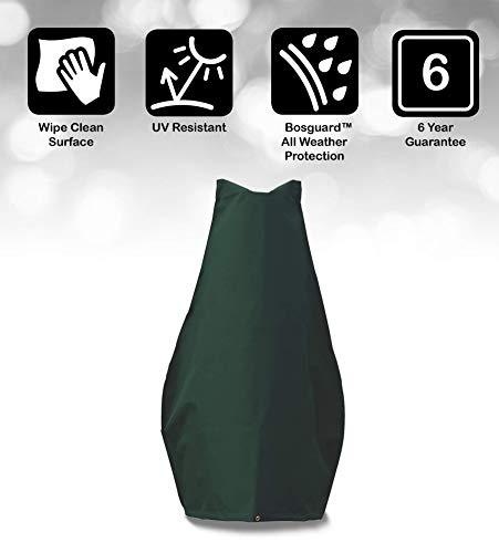 Bosmere Premium-Schutzhülle für Gartenkamin