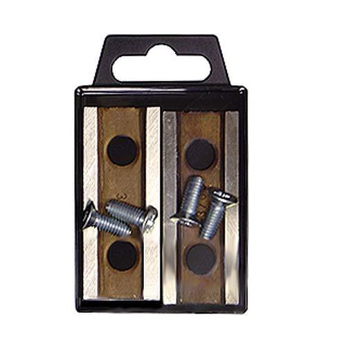 ATIKA Ersatzteil | 2x Messer (Wendemesser) mit Verschraubung komplett für...