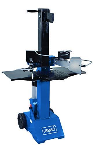Scheppach HL810 Hydraulikspalter Holzspalter bis 550 mm   8 Tonnen Spaltkraft 8t   Brennholzspalter...