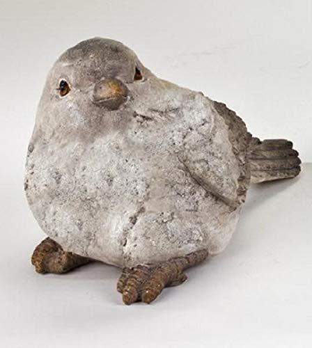 Vogel Garten Deko Tier Figur Skulptur Dekofigur Gartendeko Gartenfigur Vögel