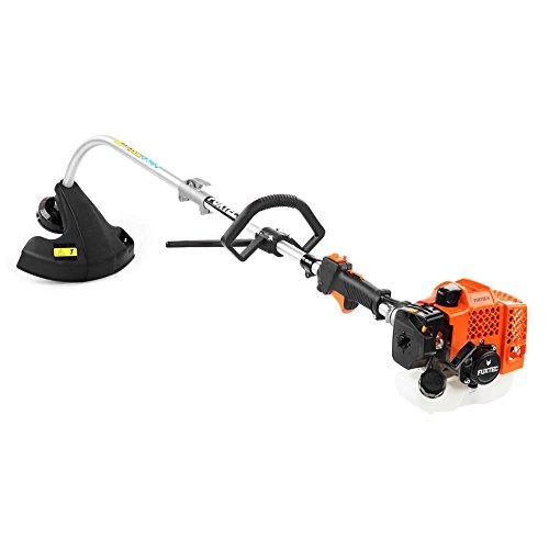 FUXTEC Benzin Rasentrimmer FX-RT226 mit 25,4 cc Multitool, 1 PS Leistung Trimmer Motorsense...