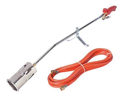 Rothenberger Industrial 030954E Hochleistungsbrenner Premium RoMaxi - Anwärmbrenner & Abflammgerät...