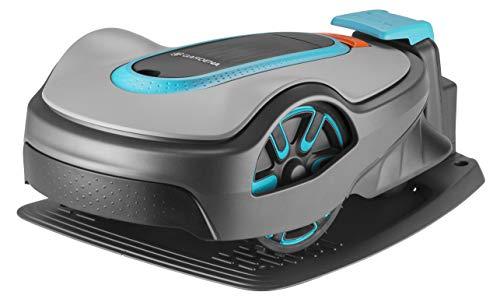 Gardena 15101-28 Sileno Life Mähroboter, EasyPassage-Funktion, Steigungen bis zu 30 Prozent, leise,...