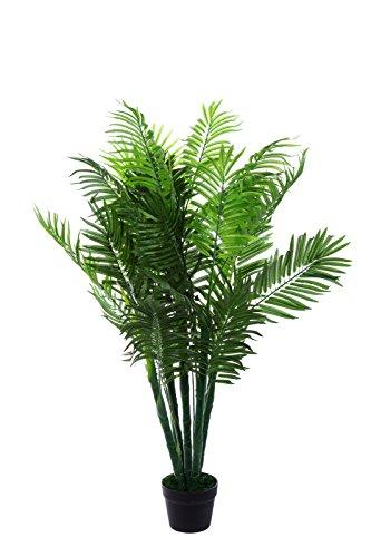 Birendy XXL Phoenix Palme. Farnpalme, Kokospalme JWT1583 Riesige künstliche grüne Phoenix Palme,...