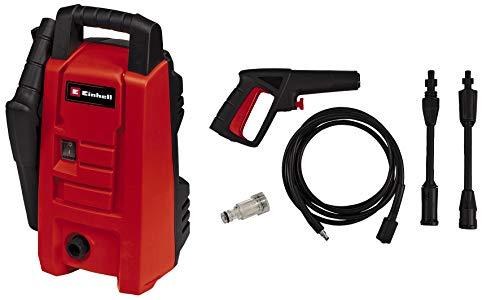 Einhell Hochdruckreiniger TC-HP 90 (1200 W, max. 90 bar, Ausgabe max. 372 L/h, Tragegriff,...