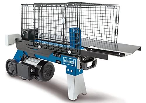scheppach Holzspalter HL760L liegend Brennholzspalter Hydraulikspalter elektrisch 230V   Spaltkraft...