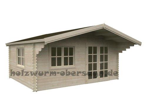 Gartenhaus Baily 6.0 ca. 500 x 400 cm