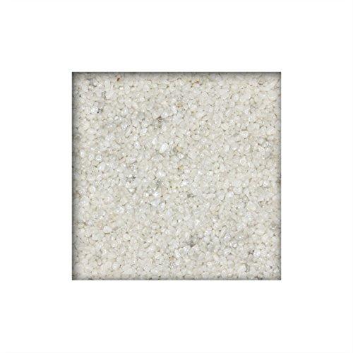25 kg Steinteppich / Marmorkies inkl. 1K Bindemittel 2-4 mm ausreichend für ca. 2,3 m² direkt vom...